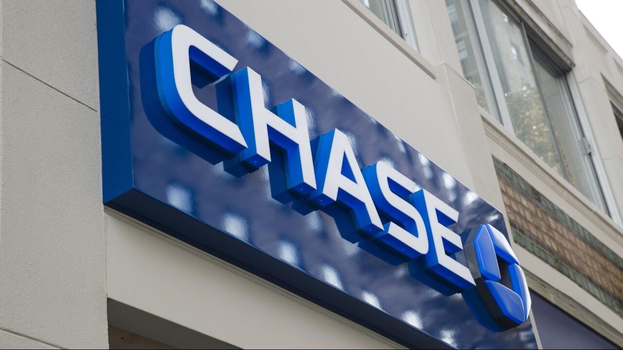 North Dakota gov. on first Chase Bank in Fargo