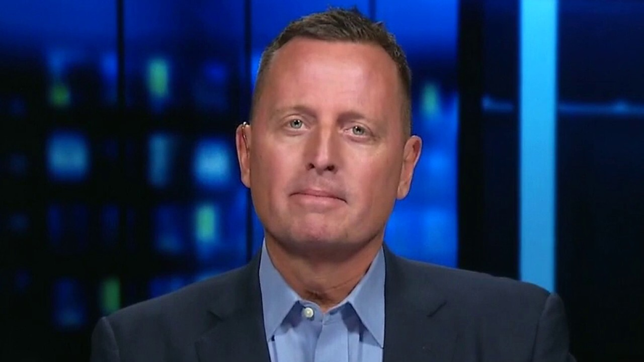 Ric Grenell: We need a big wall and a wide gate