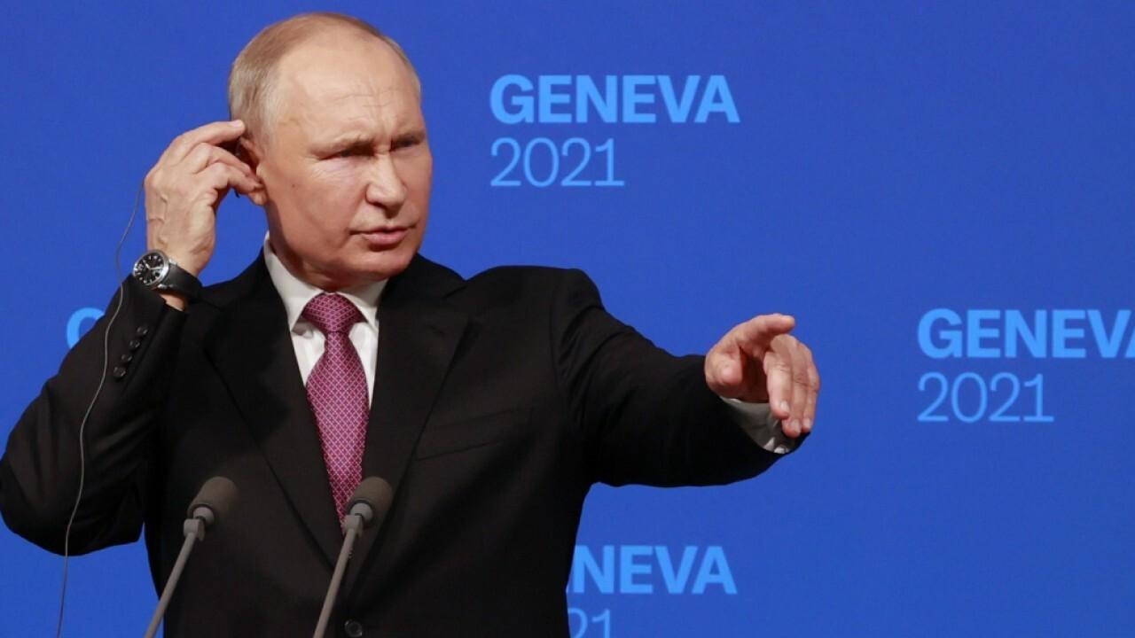 Putin says talks with Biden were 'constructive'