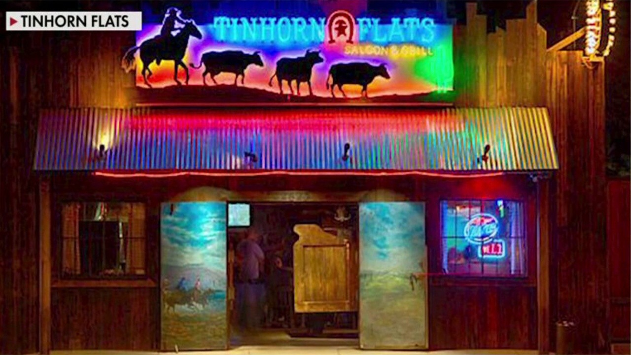 Tinhorn Flats Saloon & Grill owner Baret Lepejian on choosing to stay open in defiance of coronavirus shutdown orders and how Burbank, California responded.