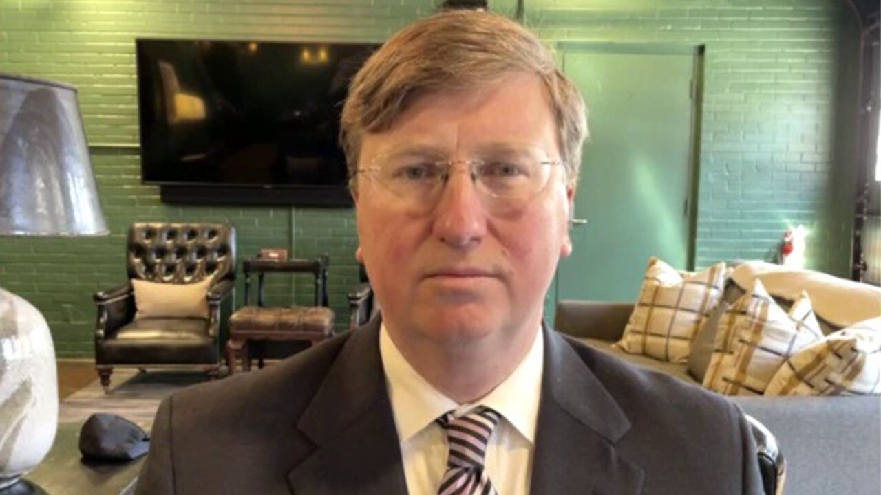 Gov. Tate Reeves, R-Miss., explains why his state is lifting most coronavirus restrictions.