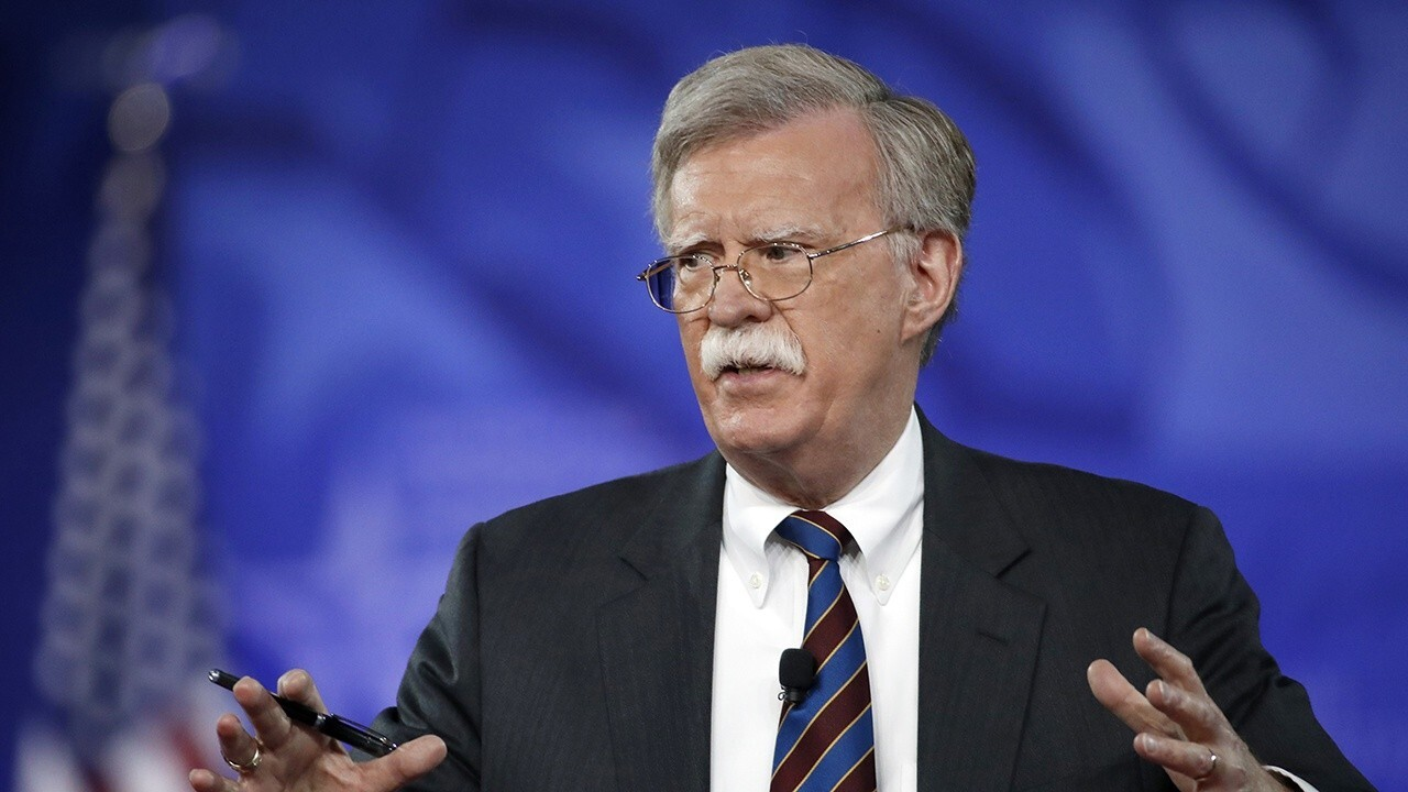 John Bolton warns Taliban may get nuclear weapons after disastrous Afghan exit