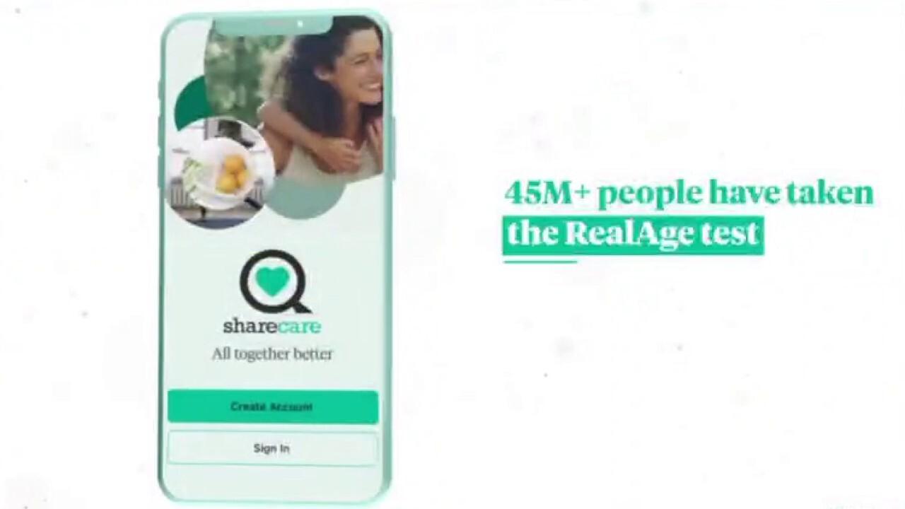 Digital health platform Sharecare goes public via SPAC
