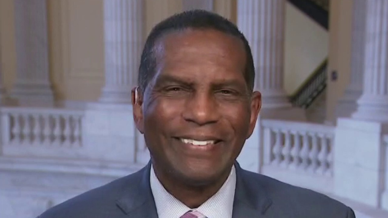 Rep. Burgess Owens: When Democrats say 'they're coming to help... run'