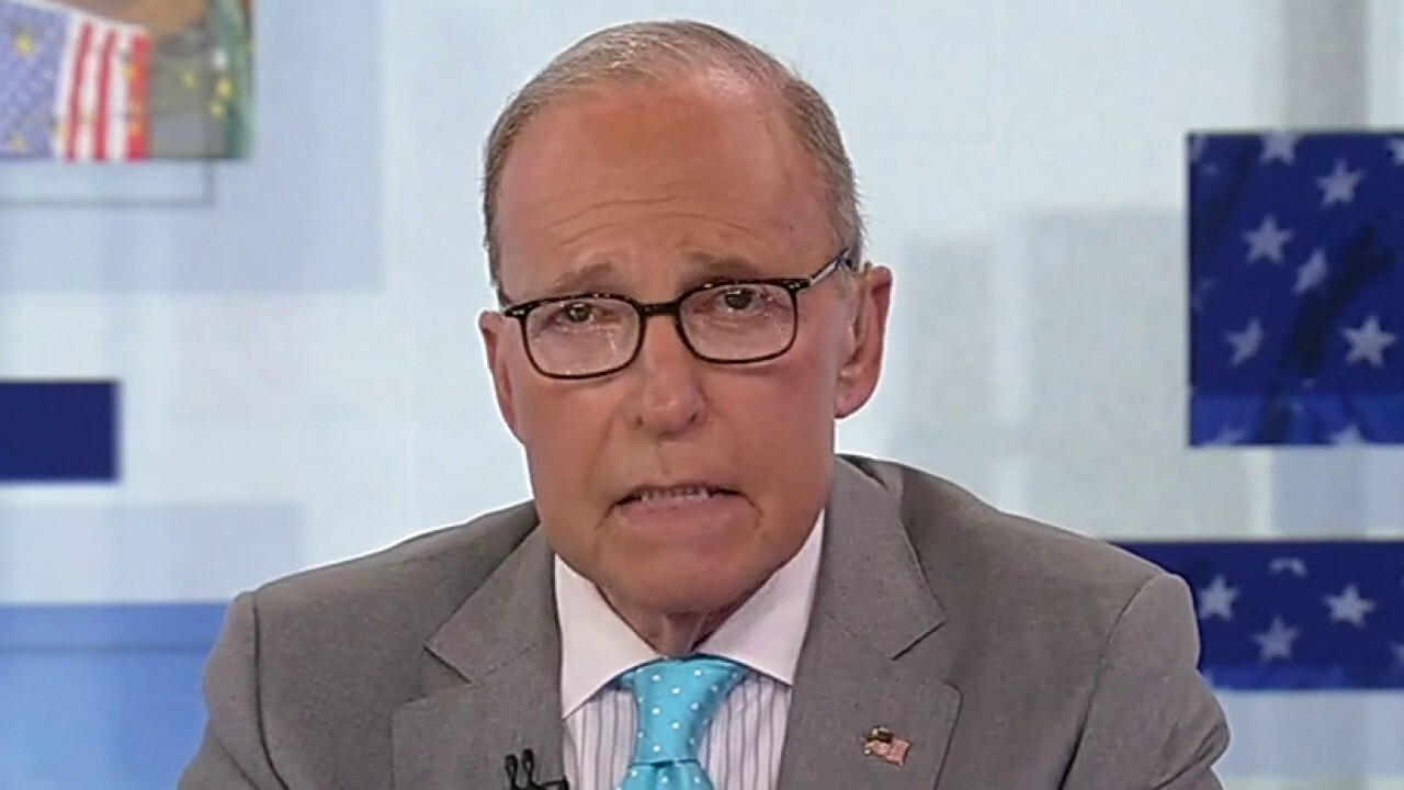 Kudlow gives Biden advice on how to improve vaccination rates