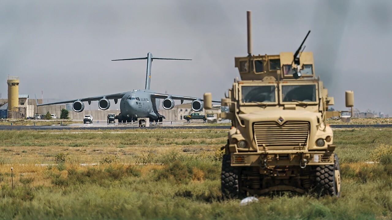 Rep. Dan Meuser, R-Pa., on the U.S. withdrawal from Afghanistan.