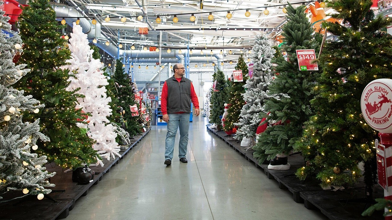 Retailers warn fake Christmas trees could sell out early this year