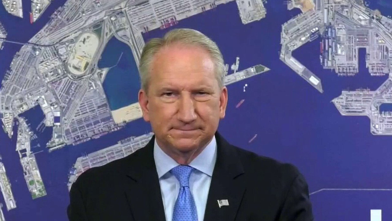 Port of Los Angeles Executive Director Gene Seroka explains what is being done to alleviate problems at his port.