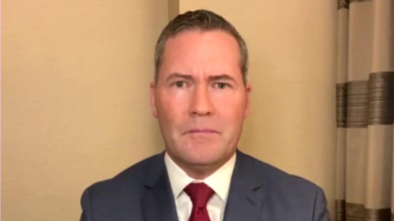 Rep. Waltz blasts Biden administration for botched Kabul drone strike