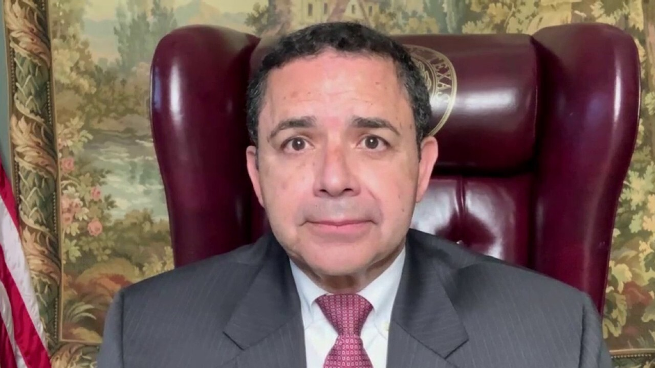 Henry Cuellar: We have deport individuals who don't belong here