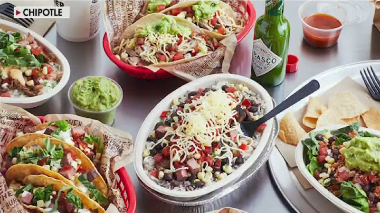 Chipotle CFO Jack Hartung discusses the restaurant chain's 38.7% surge in sales amid inflation concerns and pandemic recovery efforts.