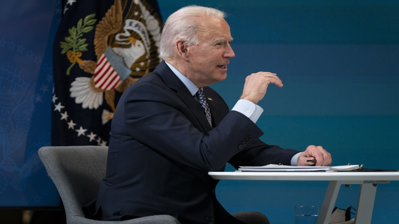 Texas AG says Biden acting more like a 'king' than a president