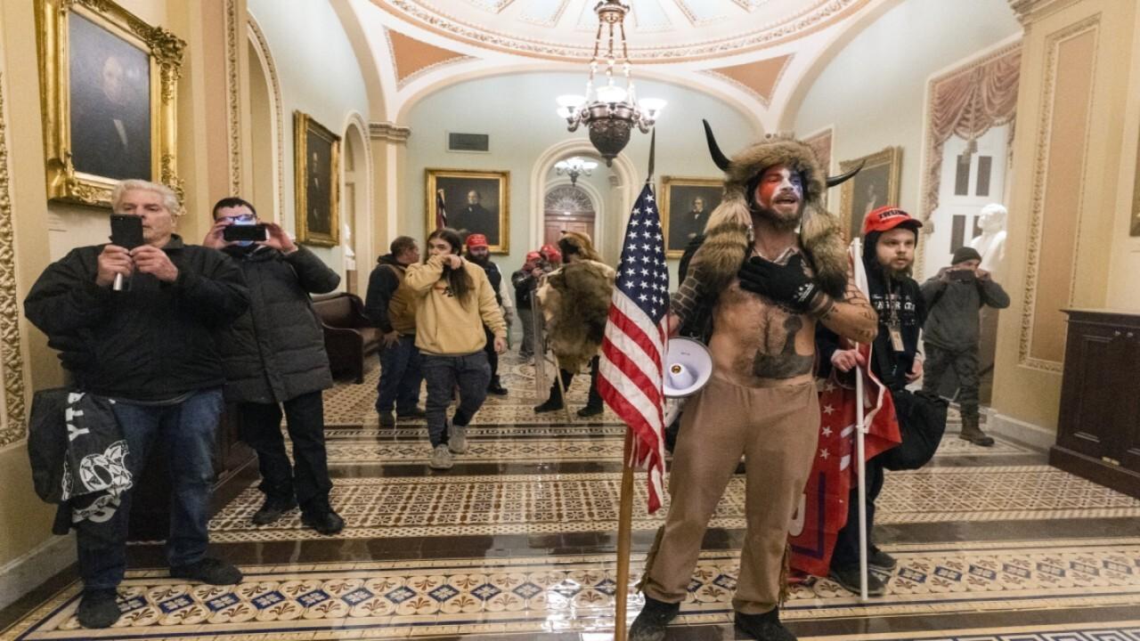 Former Nebraska Senator Chuck Hagel stresses that 'leadership matters,' especially in politics and government.