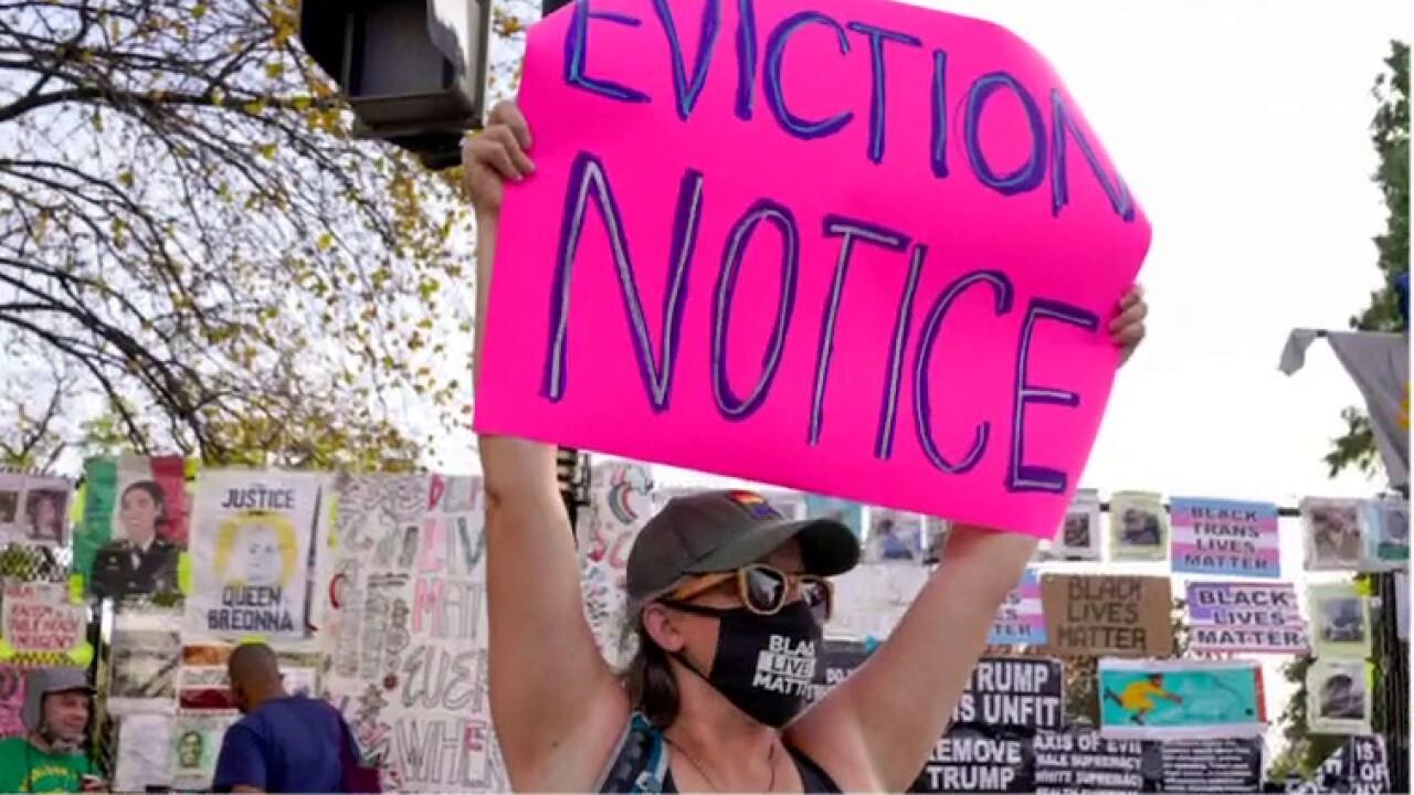 Biden extends eviction ban despite strong economic recovery