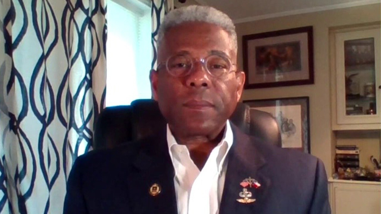 Allen West, Republican candidate for Texas governor, discusses the border crisis and his reasons for running for governor.