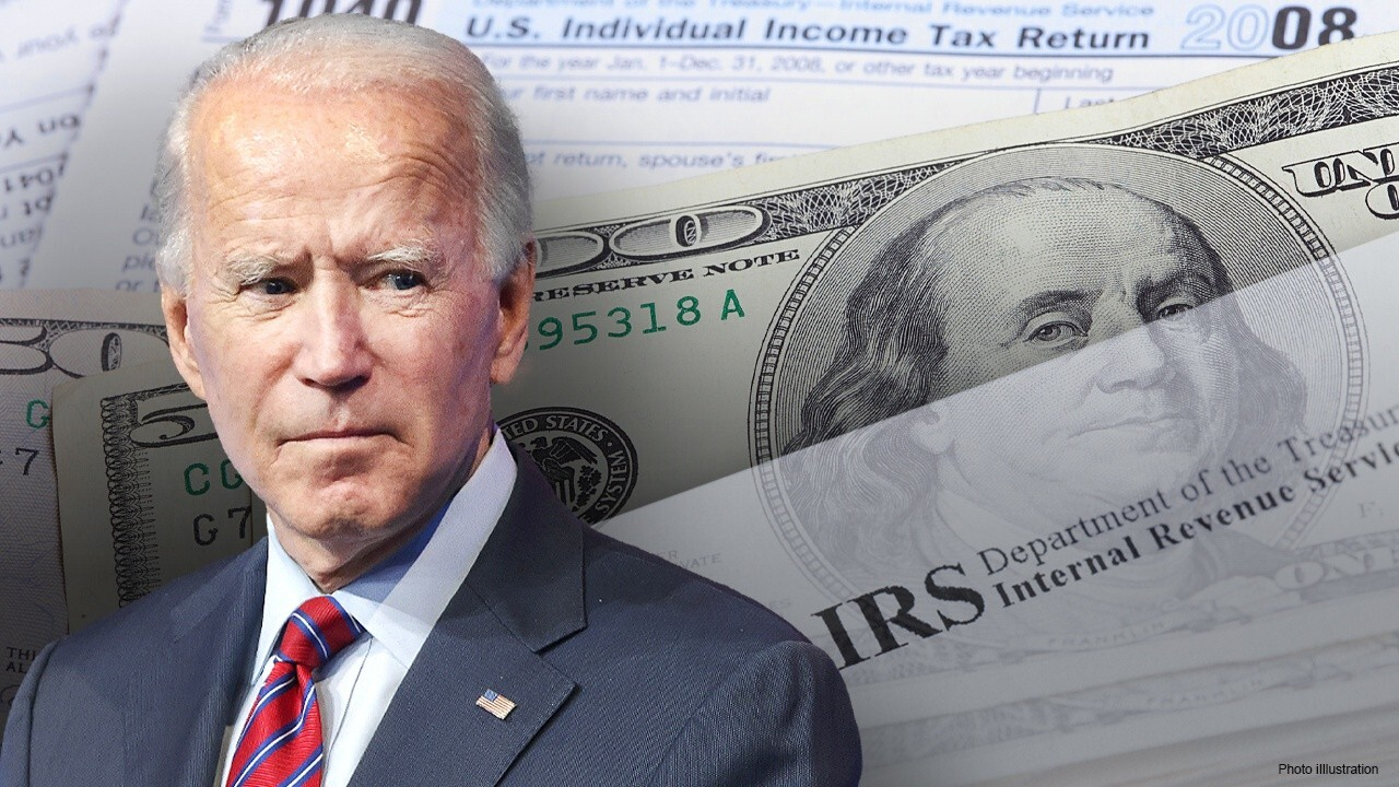 Elizabeth McDonald and Rep. Jody Hice, R-GA, discuss the Biden administration's new IRS scandal