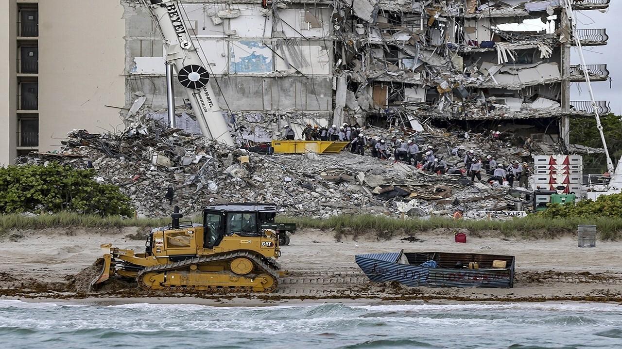 Rep. Maria Salazar, R-Fla., on the long-term impact of the recent Miami condo collapse.