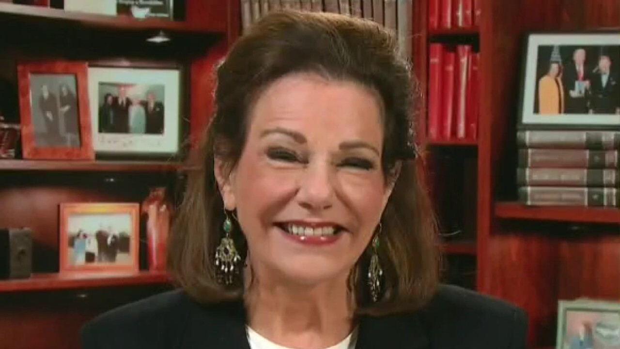 KT McFarland discusses Biden's evacuation plan in Afghanistan on 'Fox Business Tonight.'
