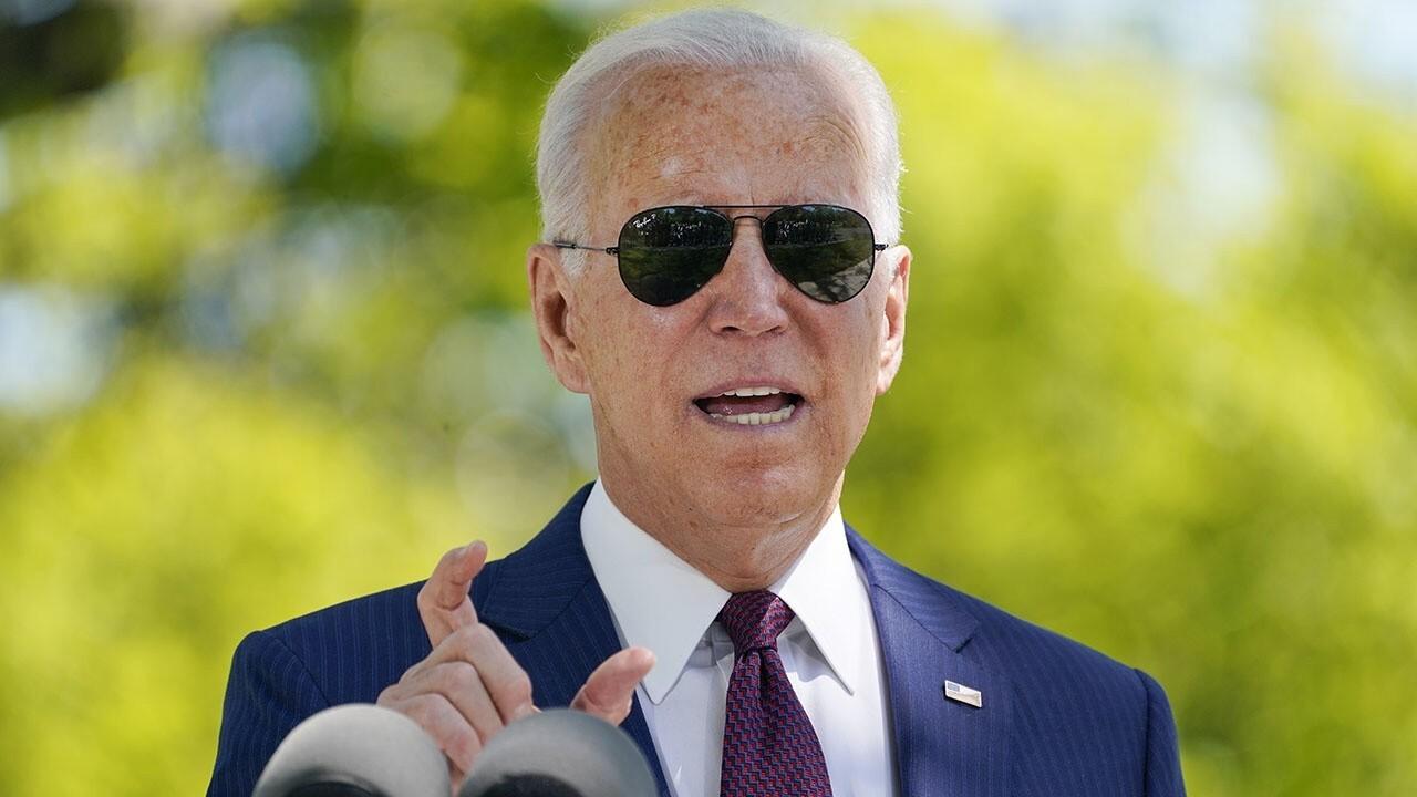 Biden's tax plan making Democrats nervous