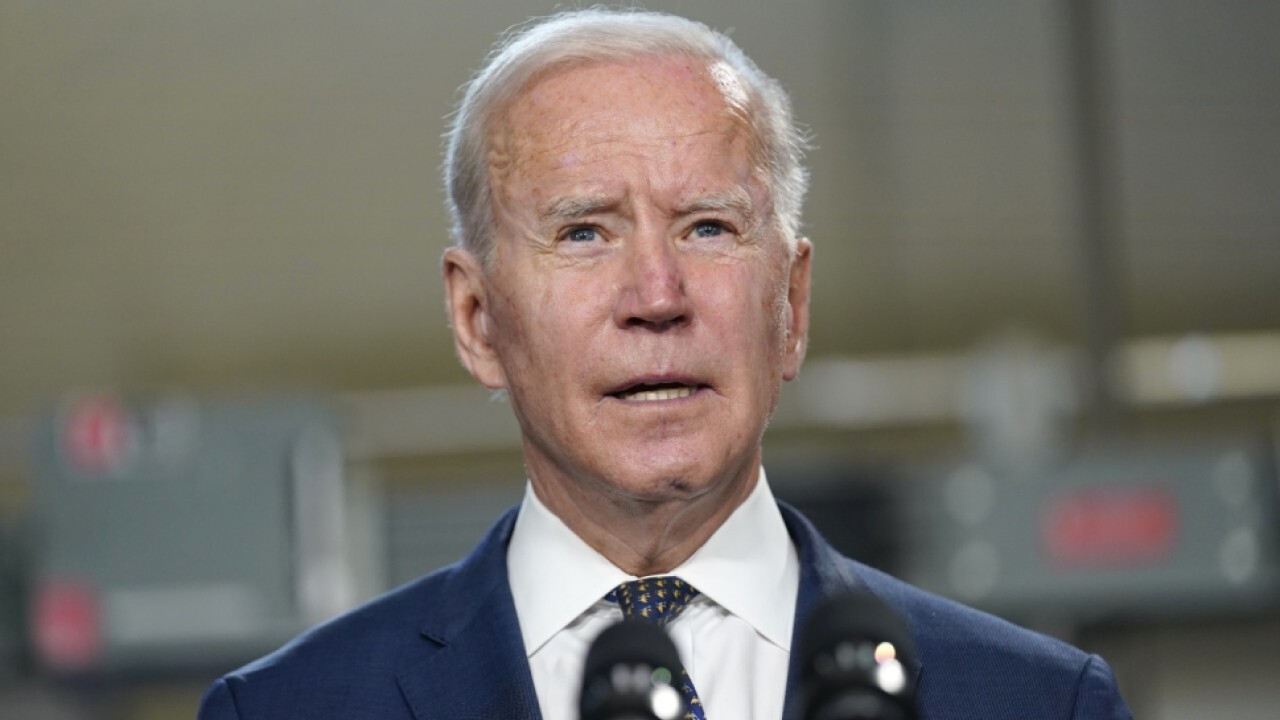 Biden's tax hikes, spending 'absolutely negative' for long-term economic growth:  Calamos CEO