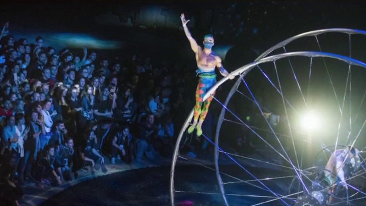 Cirque du Soleil exec on creating a digital, in-home experience for audiences