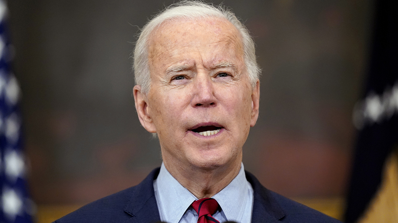 President Biden speaks on buying American-made products, supporting manufacturing