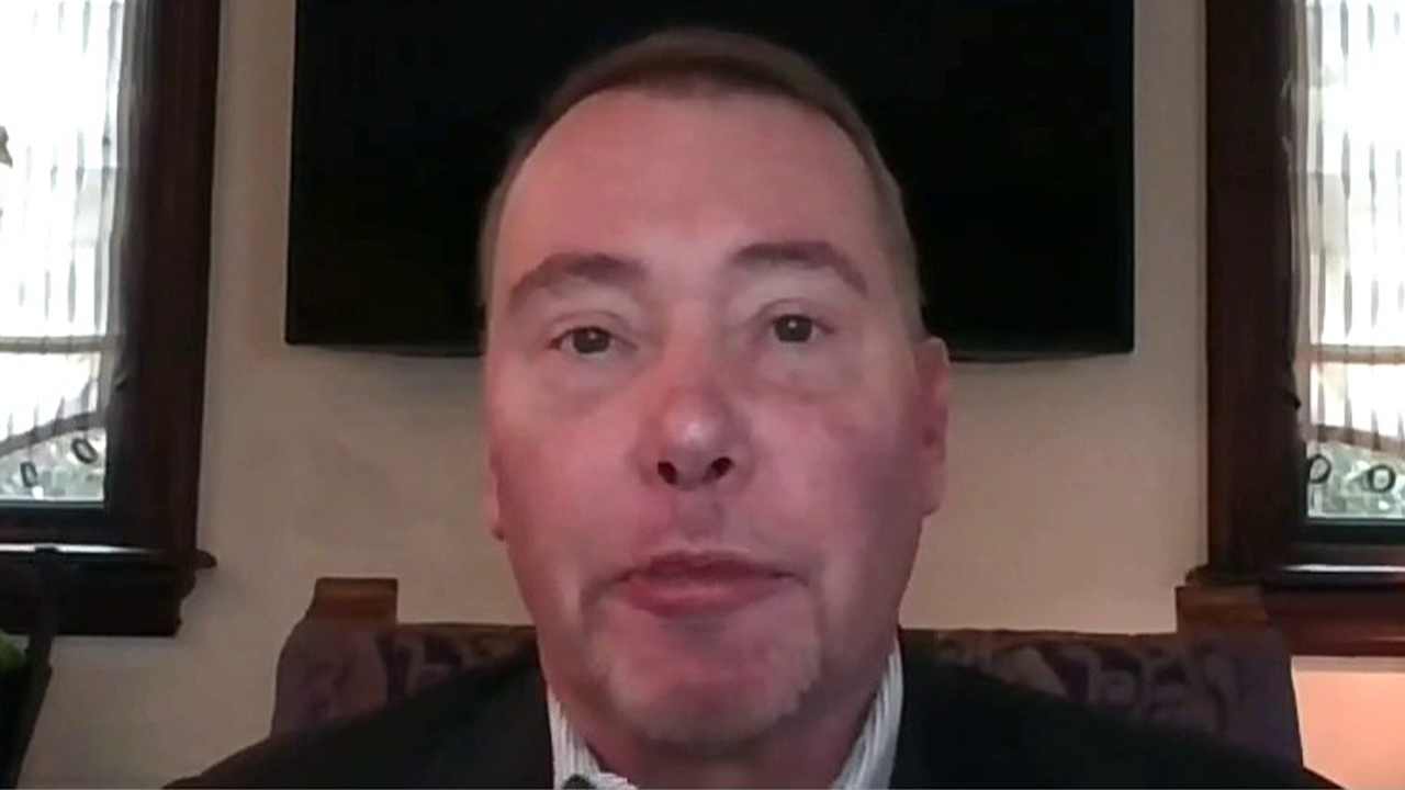 DoubleLine CEO Jeffrey Gundlach, known as 'The Bond King,' provides insight into the short squeeze and how investors got here, as well as political and financial division in the U.S.