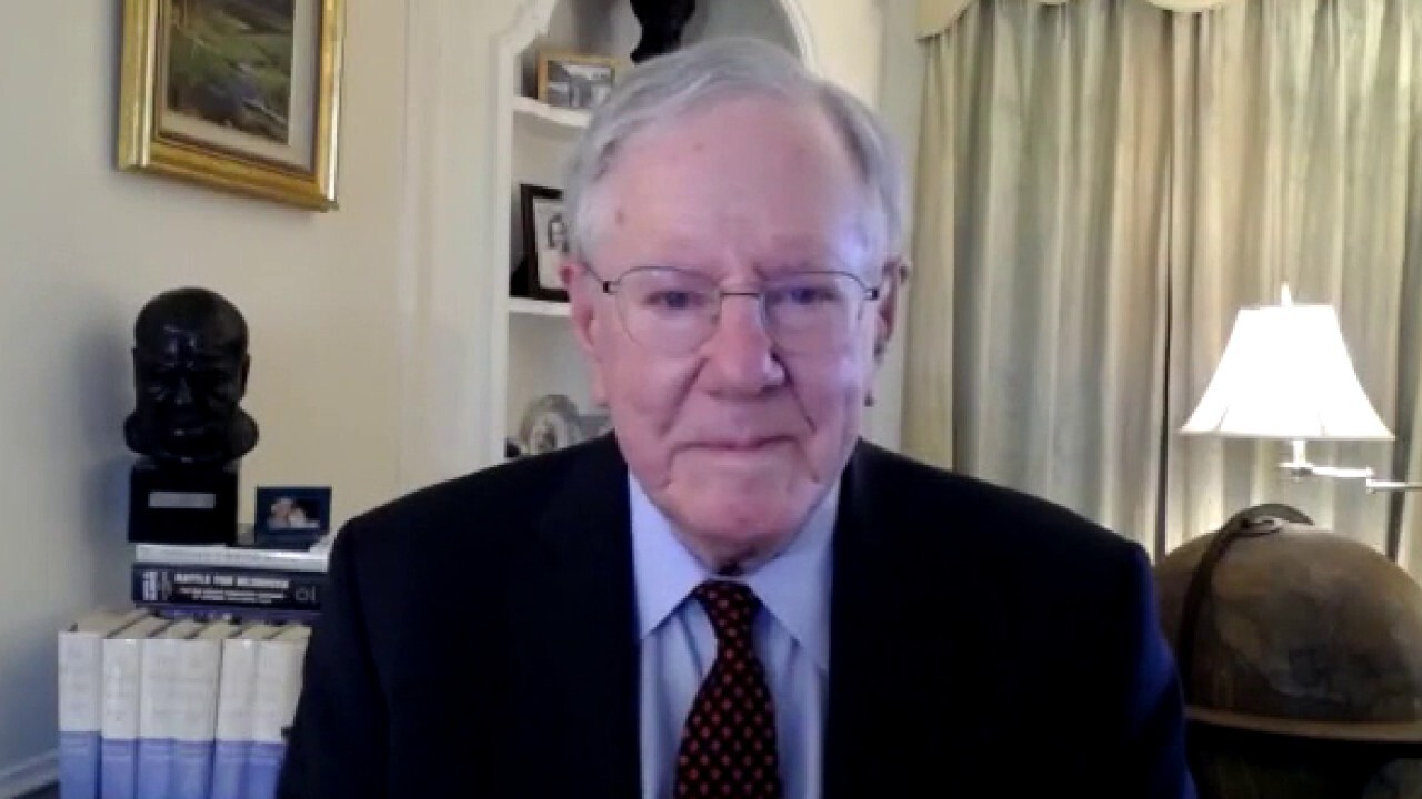 Forbes Media chairman Steve Forbes joins 'Fox Business Tonight' to discuss how the passage of bipartisan infrastructure package will impact America.
