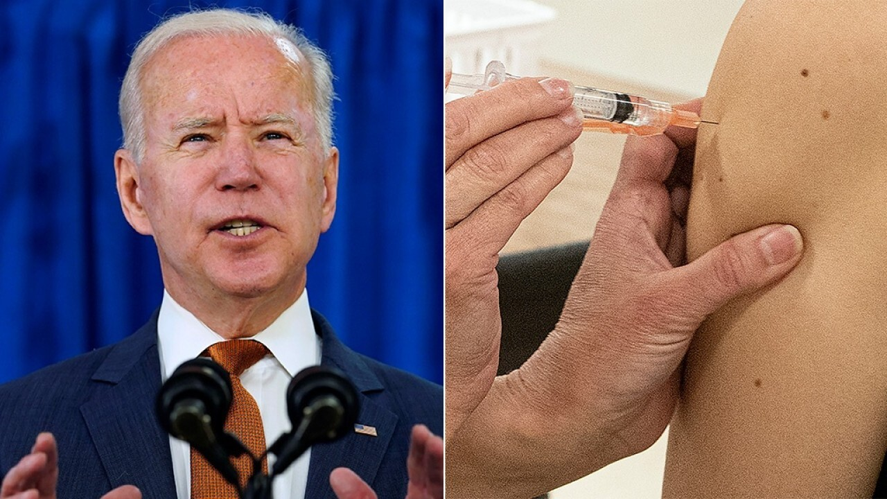 Civil Rights attorney on Biden's vaccine mandate: The law 'isn't always black and white'