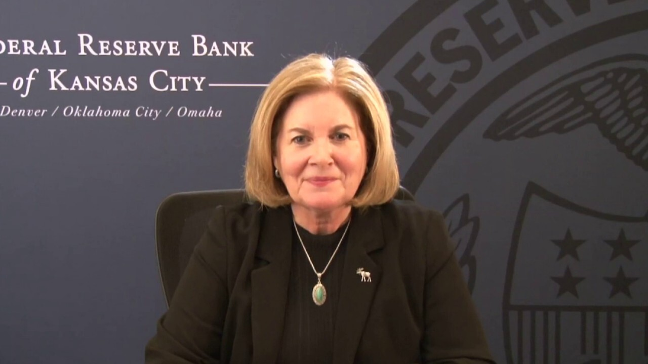 Kansas City Federal Reserve President Esther George, in a wide-ranging exclusive interview, argued that tapering should happen 'sooner rather than later' and predicted 'high growth' for the U.S. economy this year.