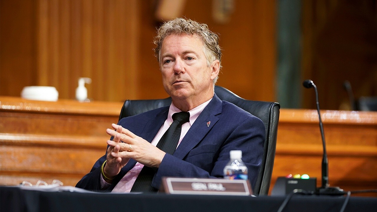 Rand Paul: Fauci has been participating in mask 'theater' for months