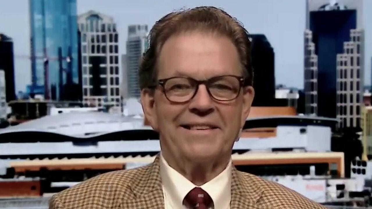 Former Reagan Economic Adviser Art Laffer arguing debt ceiling debate is 'primarily theatrics.'