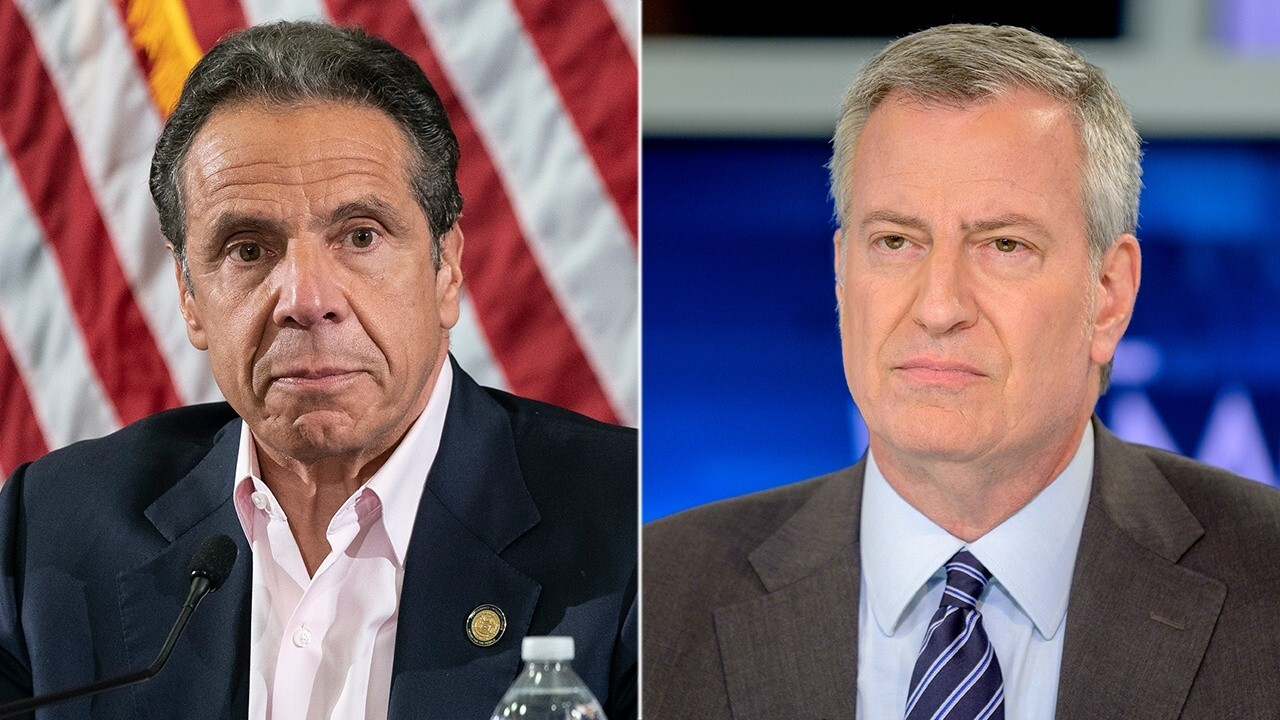 Former New York Gov. George Pataki (R) on New York City's plans to fully reopen on July 21 and the leadership of Andrew Cuomo and Bill de Blasio.