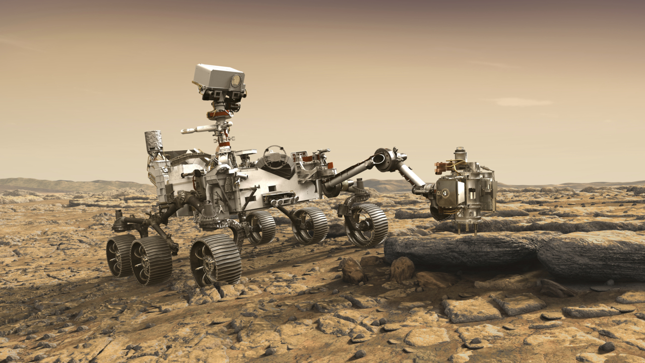 Robots like Perseverance 'lay groundwork for human explorers': Former astronaut