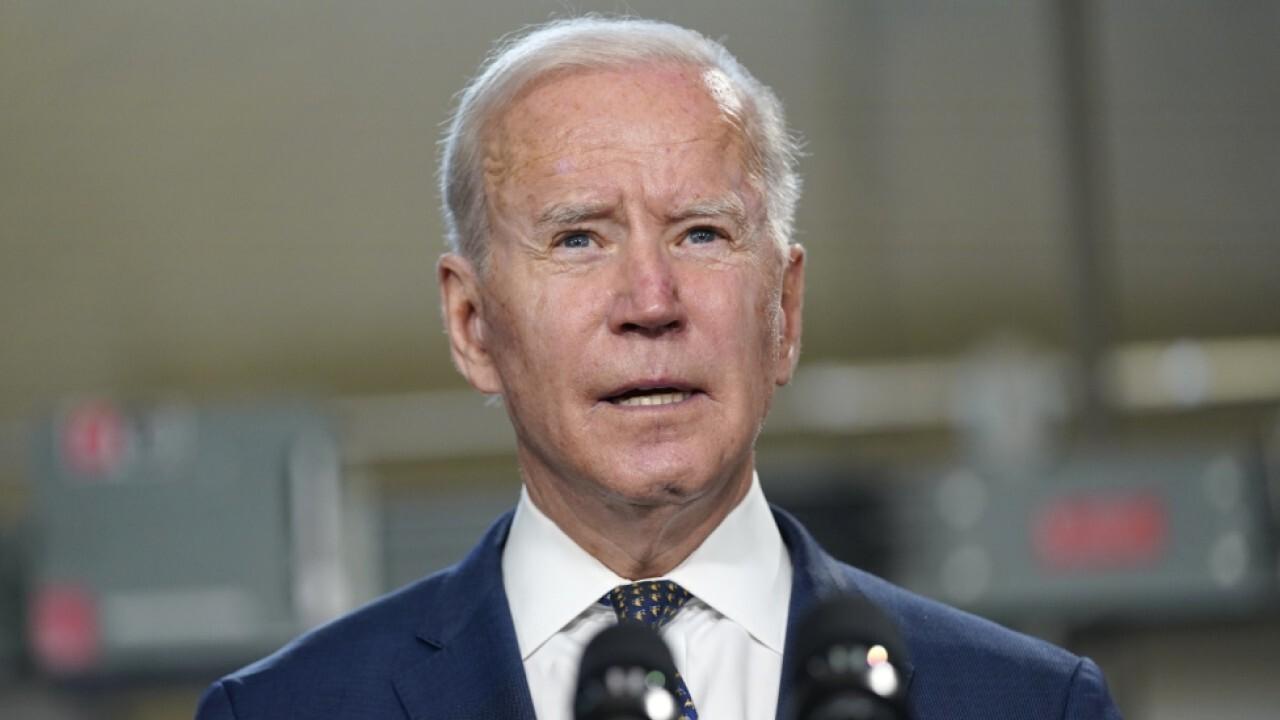 Economy is growing, but not because of Biden's policies: Rep. Biggs