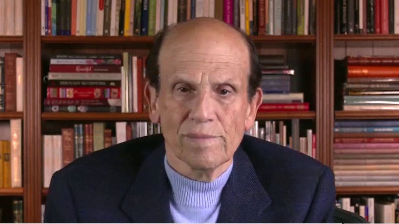 Financer and philanthropist Michael Milken argues that with the COVID-19 vaccines, antivirals and antibodies that exist 'we should be able to substantially reduce the death rate in this country and countries around the world.'