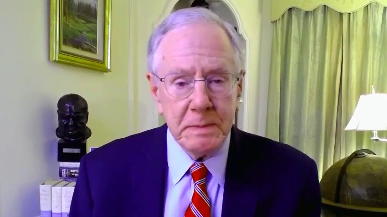 Steve Forbes says $1.9T COVID relief bill will 'hurt recovery'
