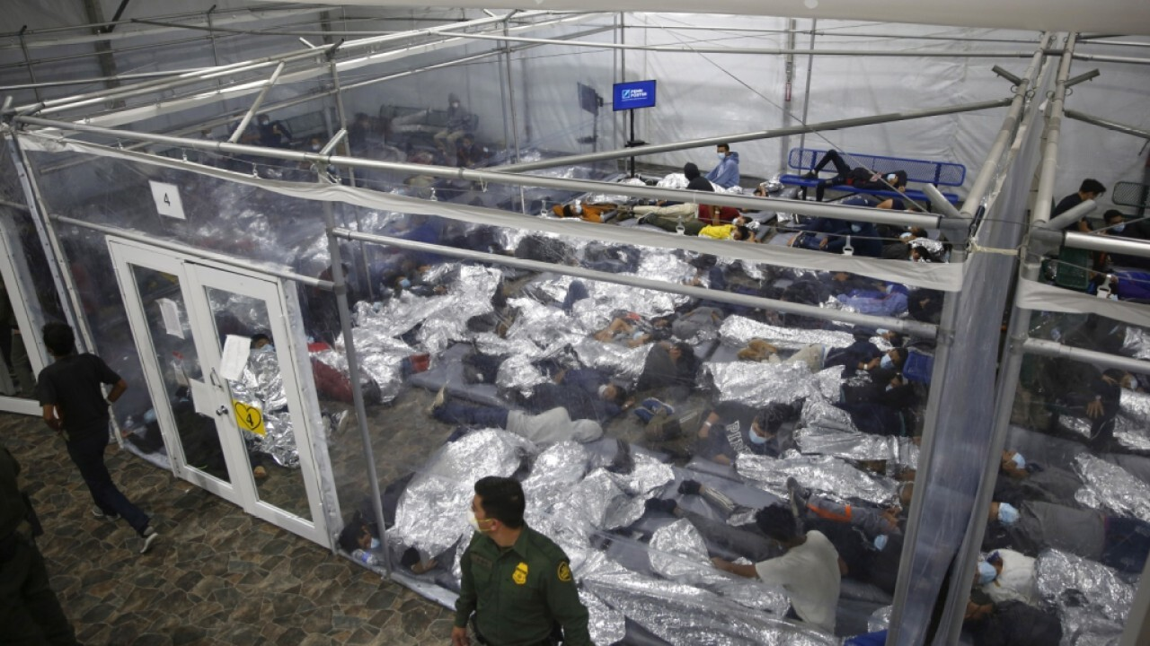 Border crisis is 'everything that's wrong with public policy': Rep. Jeff Van Drew