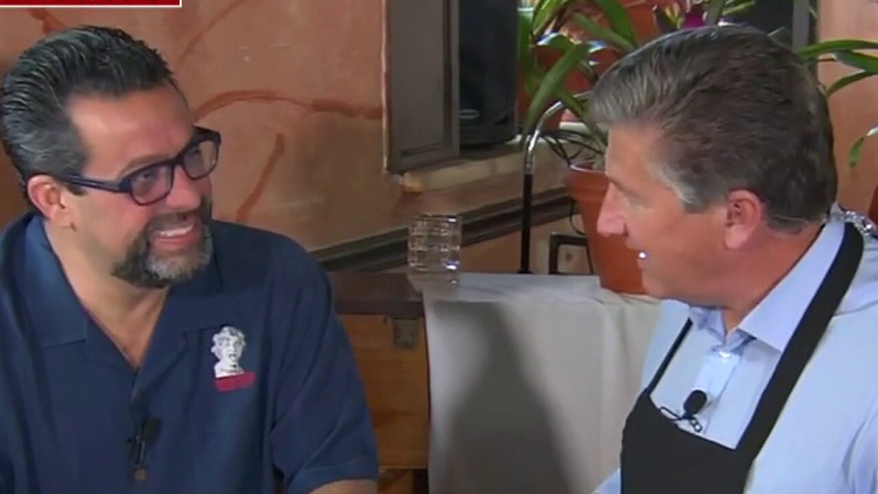 Florida restaurateur Jason Fernandez tells FOX Business' Ashley Webster employees will get $100 for landing the job and another $400 after 90 days as a way to incentivize people to work at his Italian bistro Bernini of Ybor.