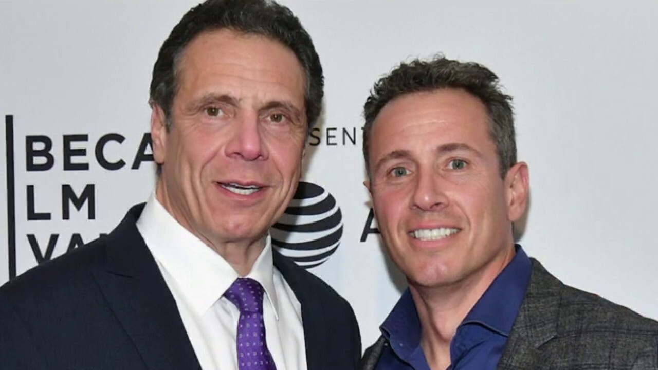 Chris Cuomo advised brother on reaction to sexual harassment allegations