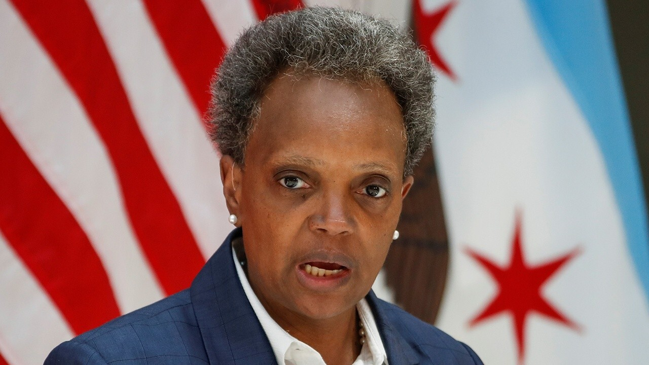 Lori Lightfoot is trying to 'rig the system', it's not fair: Ken Blackwell
