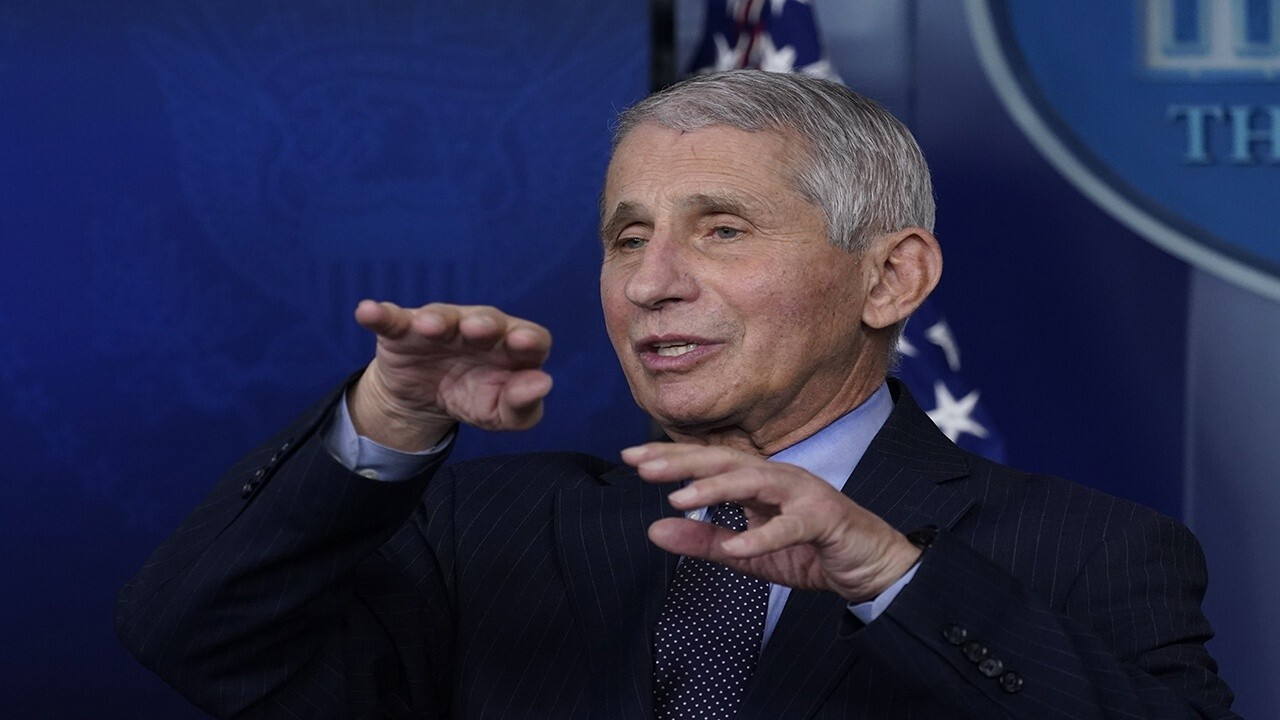 Sen. Marshall: Fauci's COVID 'flip-flops' spur vaccine hesitancy