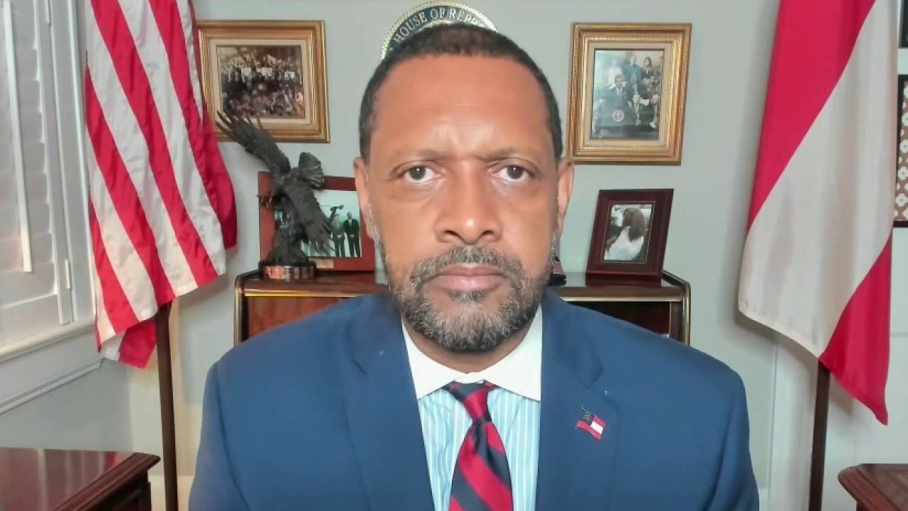 Georgia Republican gubernatorial candidate Vernon Jones argues critical race theory does not belong in classrooms and discusses why he's challenging Gov. Brian Kemp in the GOP primary.