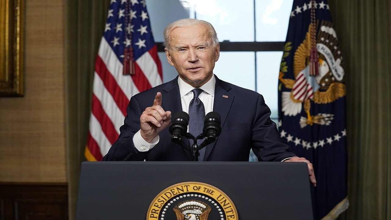 Rep. Luetkemeyer: Biden's corporate tax hike will 'devastate' small businesses