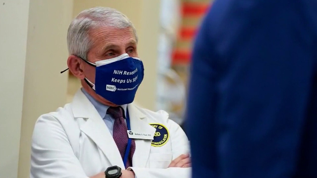Fauci says attacks on him are attacks on science
