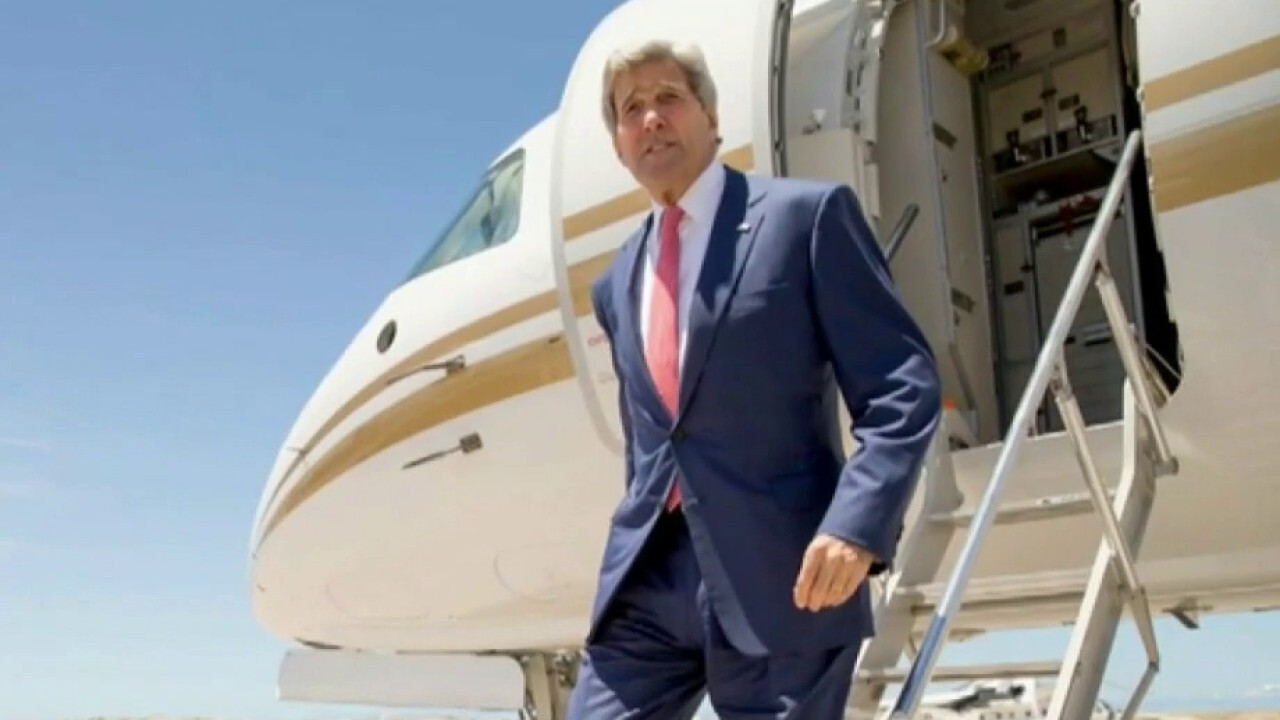 James Comer, R-Kentucky, joins 'The Evening Edit' to discuss John Kerry's remarks