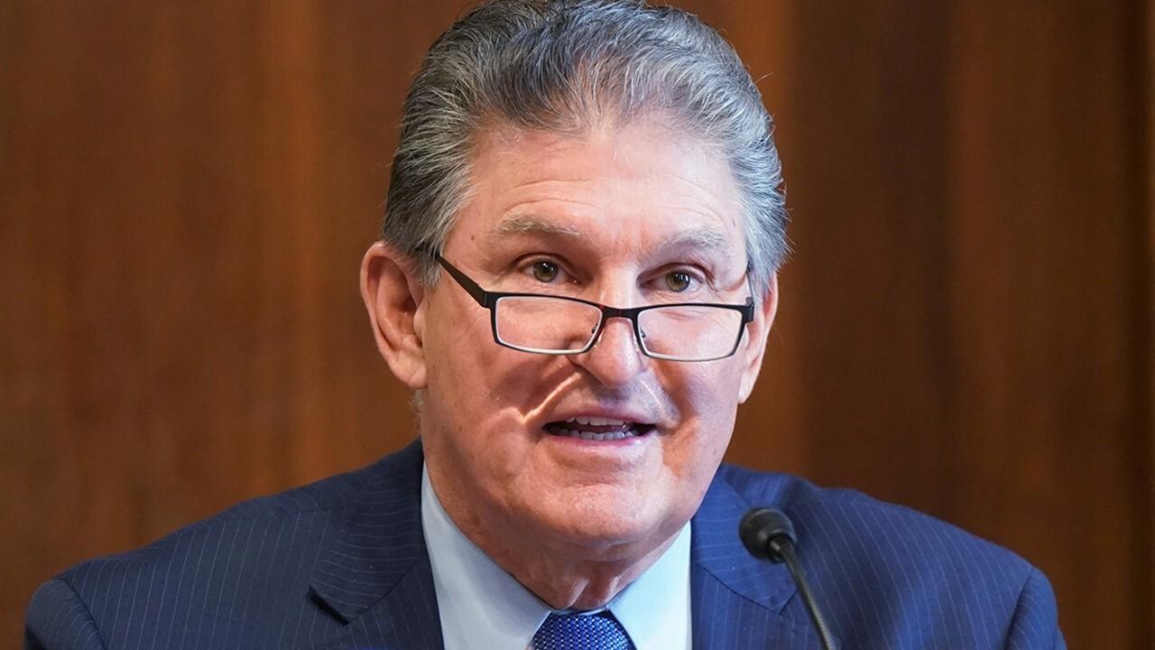 Sen. Manchin to oppose some 'radical' efforts to transform America
