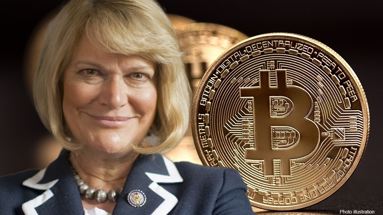 Sen. Cynthia Lummis, R- Wyo., says she would support regulations for digital assets as long as 'they're very simple rules, easy to understand and they're not overly restrictive because we want to see increased innovation in this space.'