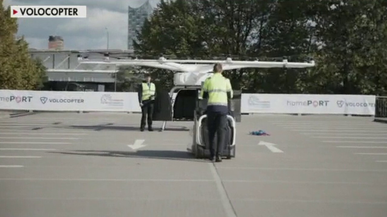 Utility drone has first successful flight, lifts up to 500 pounds
