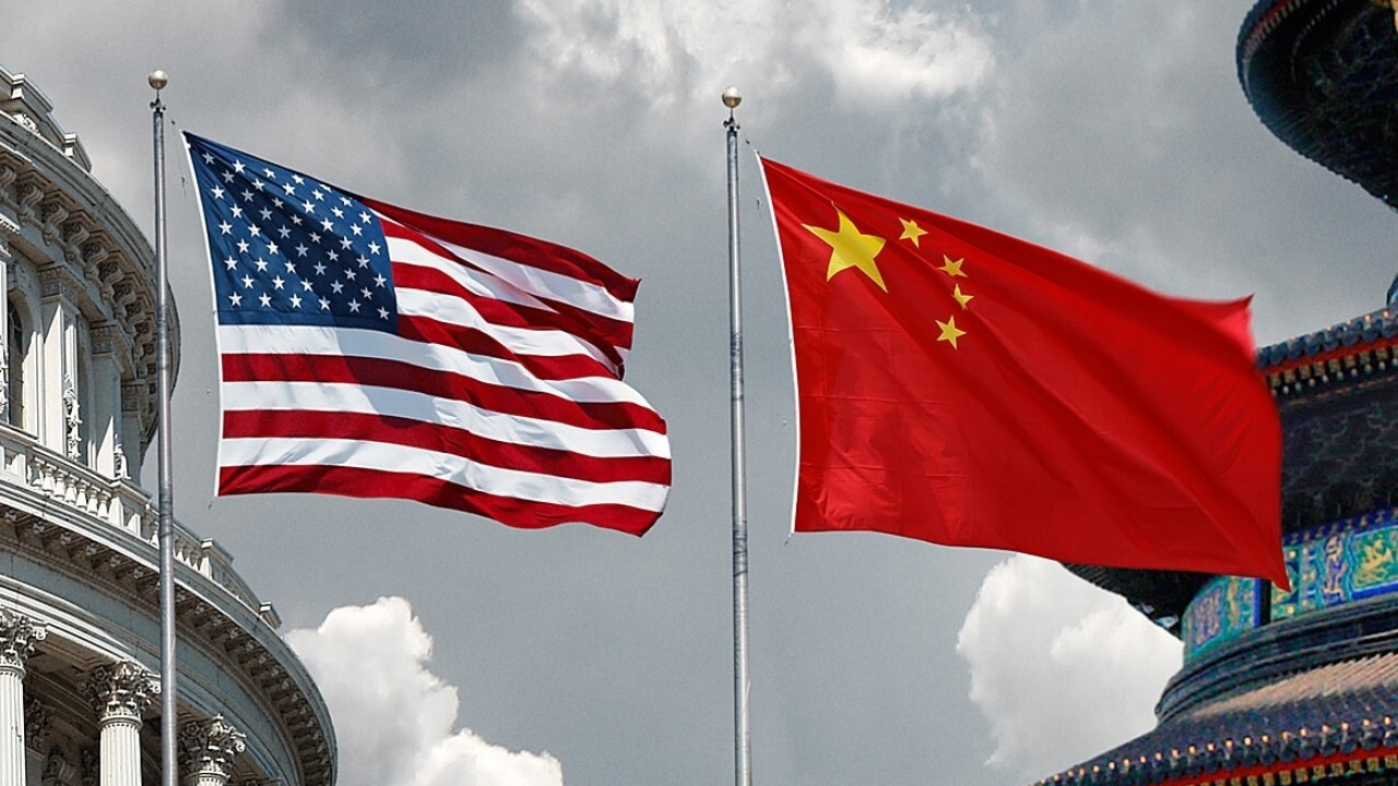 China's military, economy growing 'leaps and bounds': Sen. Tommy Tuberville